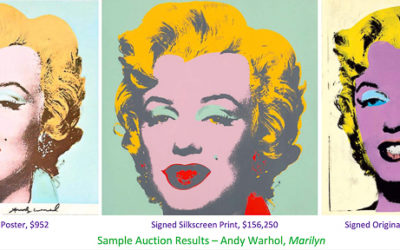 Prints versus Paintings: 8 Top Ways to Tell the Difference