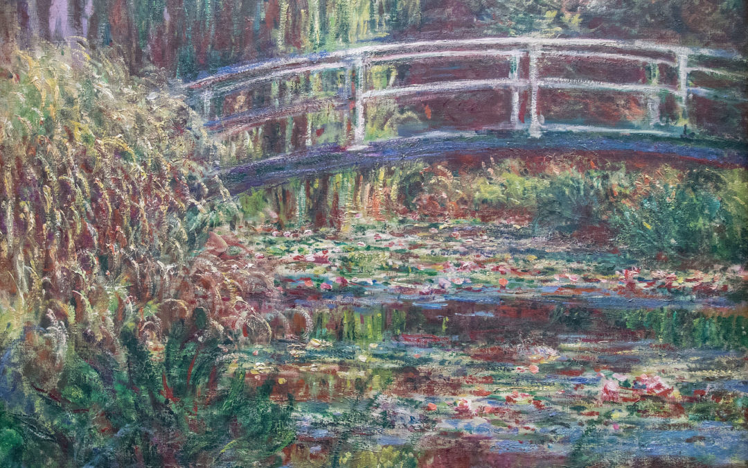 Monet Exhibition Hits Denver! - WorthWise Art and Antiques